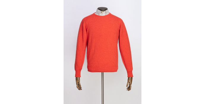 Le Pull Écossais selon William Lockie